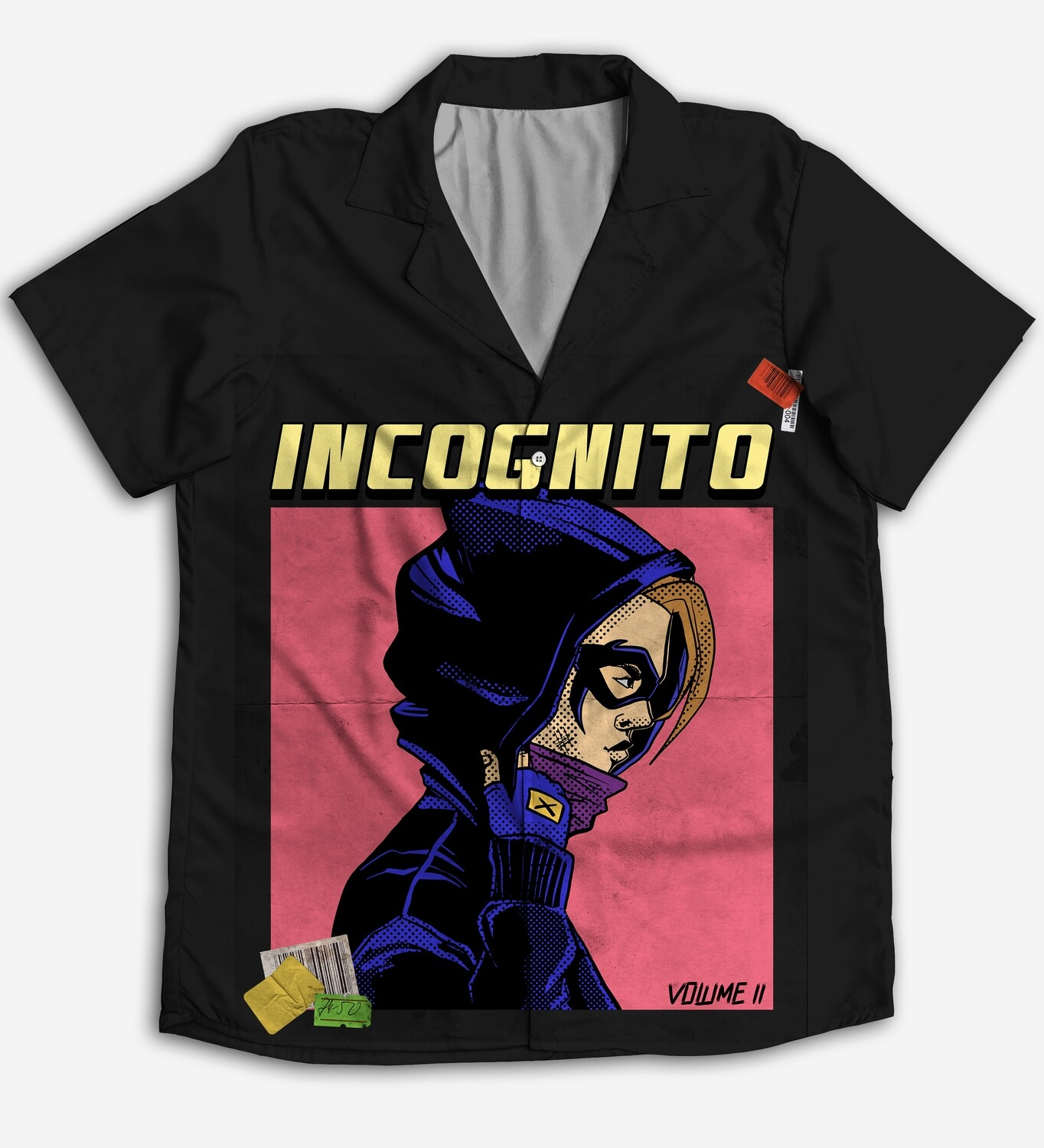 Incognito Buttoned Shirt