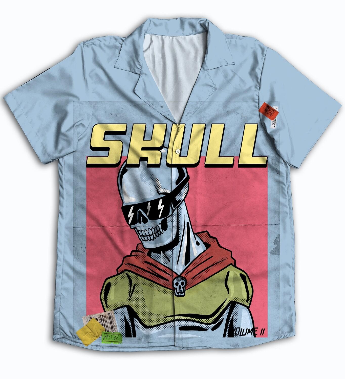 Skull Buttoned Shirt