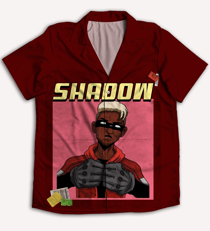 Shadow Buttoned Shirt