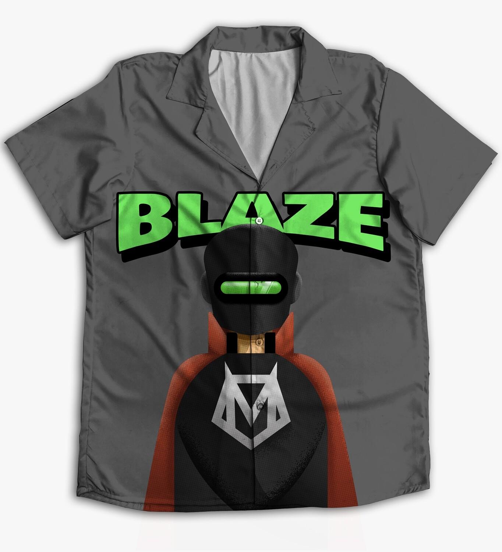 Blaze Buttoned Shirt