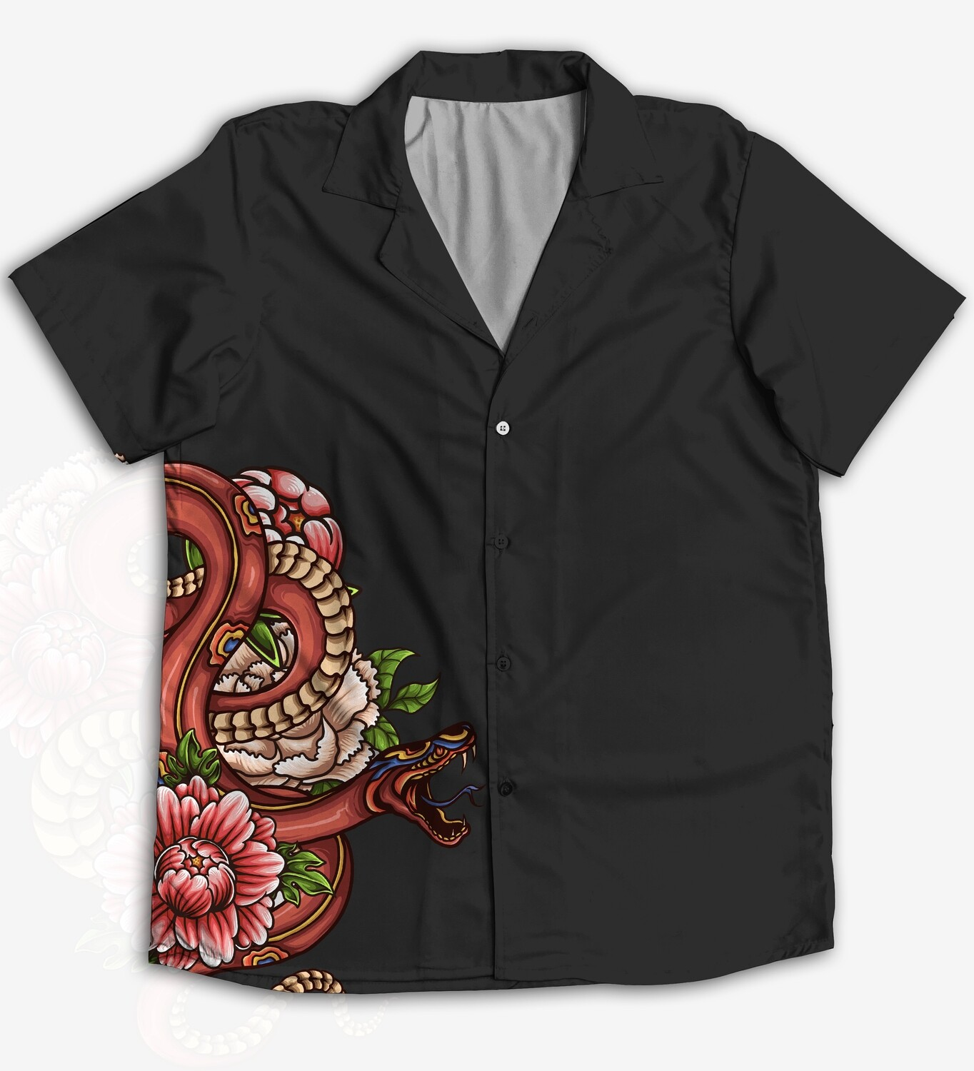 The Viper Buttoned Shirt