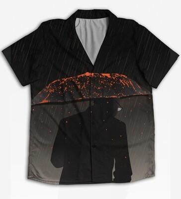 Acid Rain Buttoned Shirt