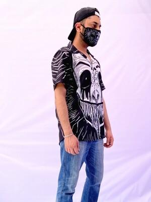 Predator Buttoned Shirt