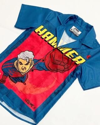 Hammer Buttoned Shirt