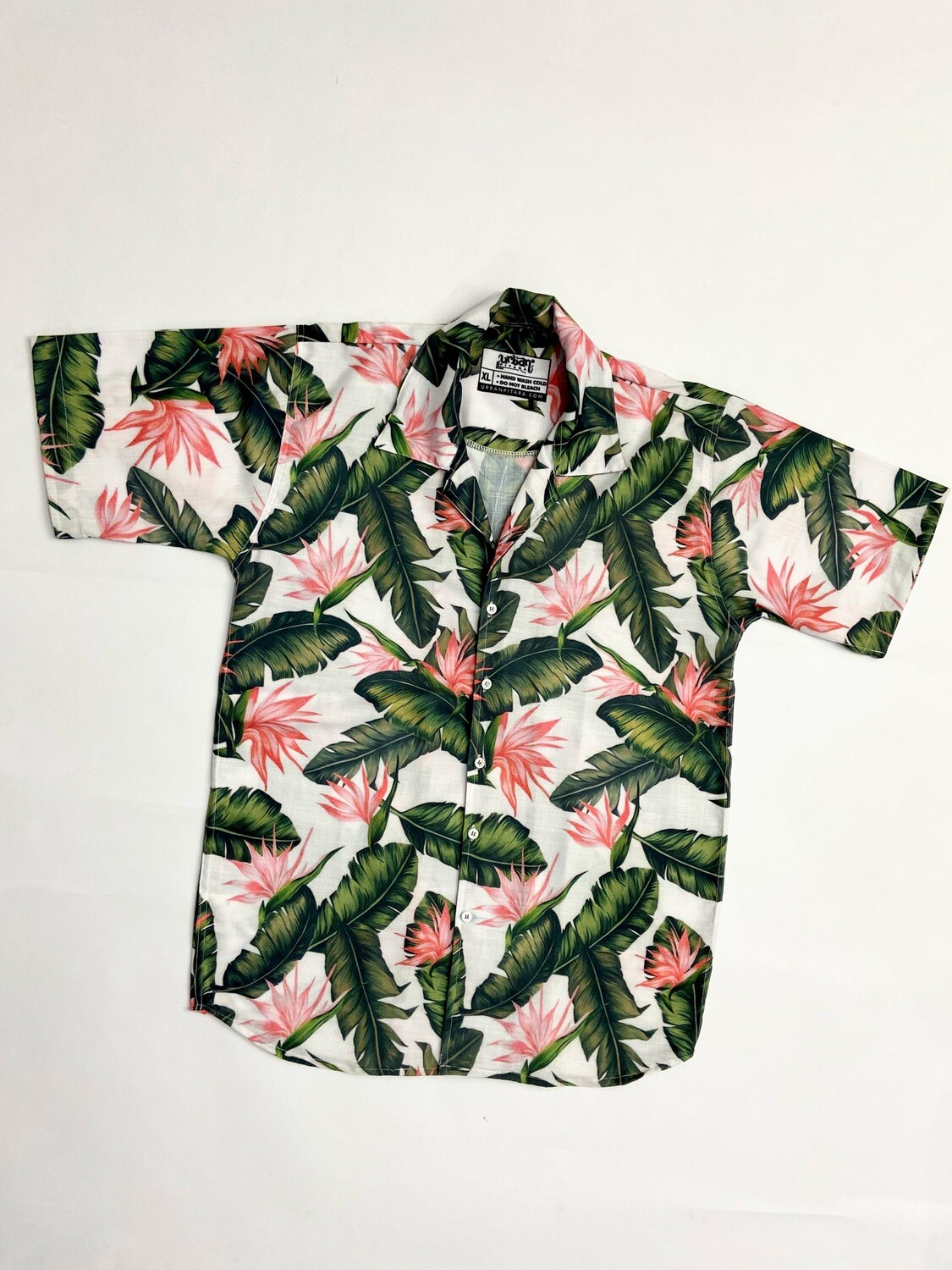 Tropical Buttoned Shirt