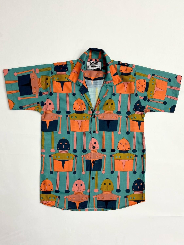 Robo Buttoned Shirt
