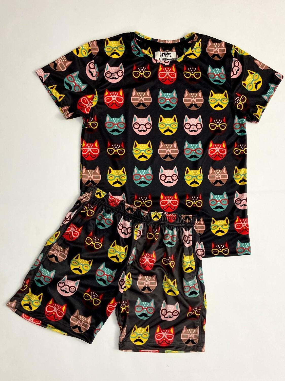 Swagger Billi t-shirt and shorts Combo