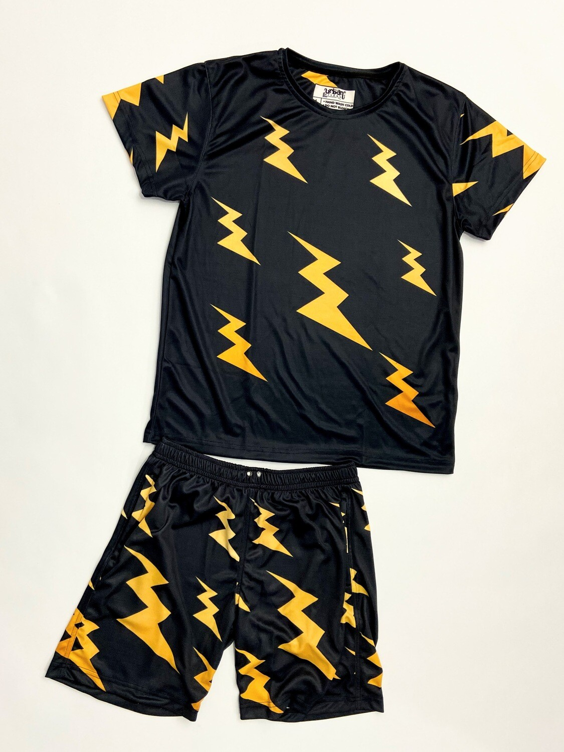 Spark T-shirt and shorts Combo