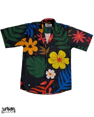 Spring Buttoned Shirt