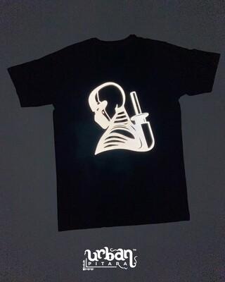 Samurai Sword Reflective T-Shirt