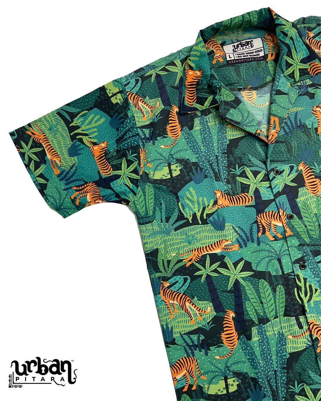 Jungle Tale Buttoned Shirt