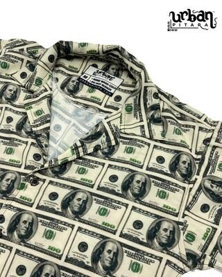 Dollar Buttoned Shirt