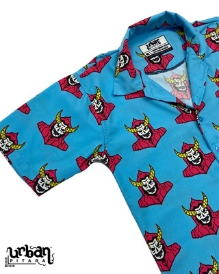 Skullytor Buttoned Shirt