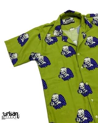Gotcha Buttoned Shirt