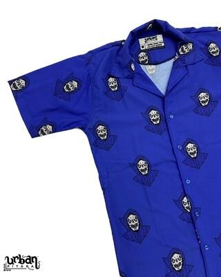 Hell'o Buttoned Shirt