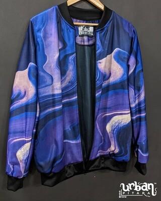 Magento Marble Bomber Jacket