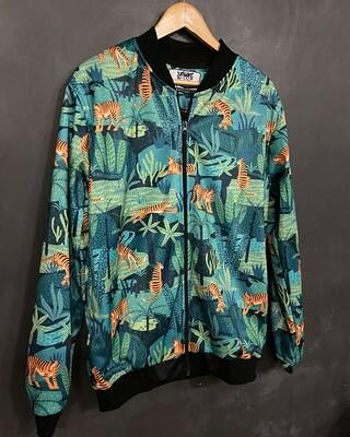 Urban Jungle Bomber Jacket