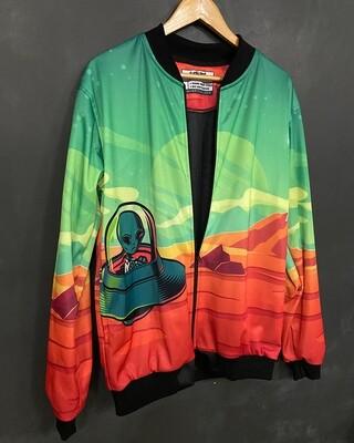 Mars Rider Bomber Jacket