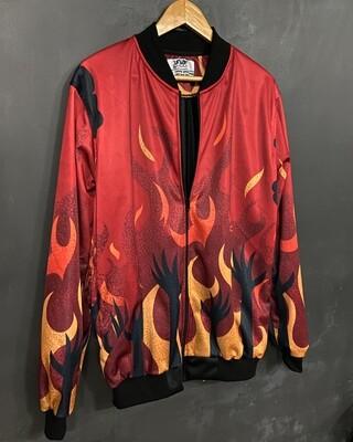 Hell Story Bomber Jacket