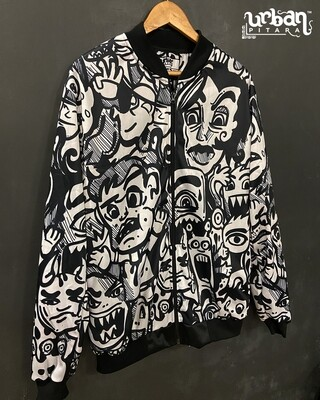 Ola Monster Bomber Jacket