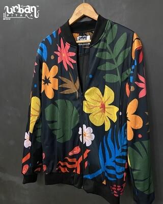Spring Bomber Jacket