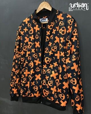 Skully Bomber Jacket