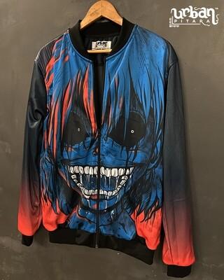 Vampire Chuckle Bomber Jacket