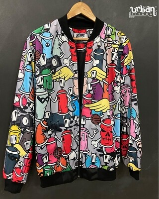 Notorious Cans Alien AllOver Bomber