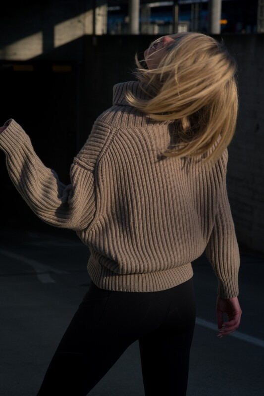 Luxurious Cashmere Sweater