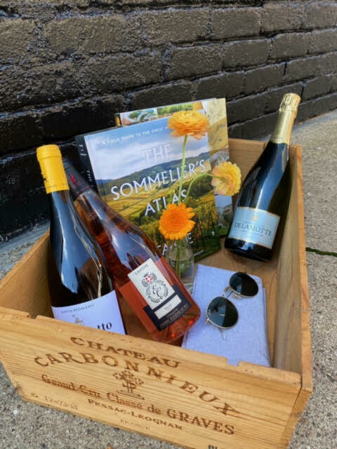 Lewis & Elm Wine Society