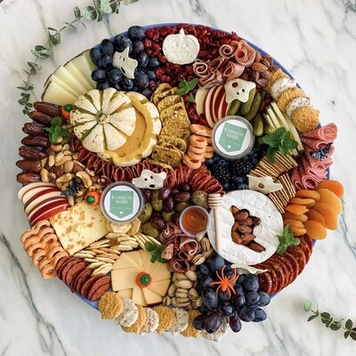 Halloween Themed Charcuterie Workshop -  Tuesday, October 26th. 7pm