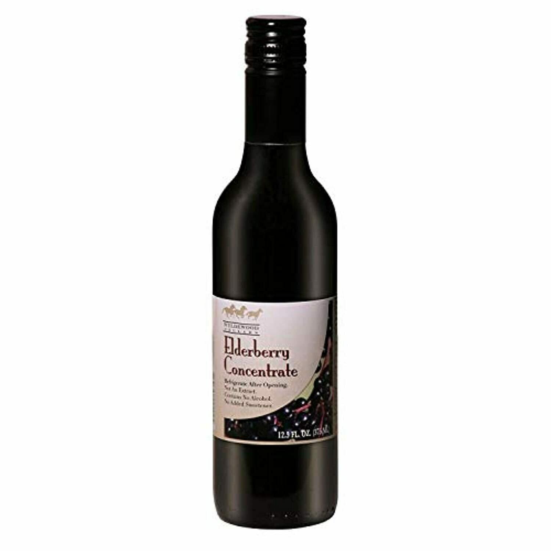 Elderberry Juice Concentrate 12.5 fl. oz.