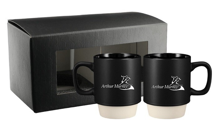 Arthur Ceramic Mug Gift Set