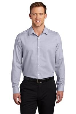 Men's Pincheck Long Sleeve Easy Care Shirt