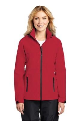 Ladies Waterproof Jacket with Hood