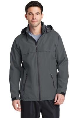Men's Waterproof Jacket with Hood