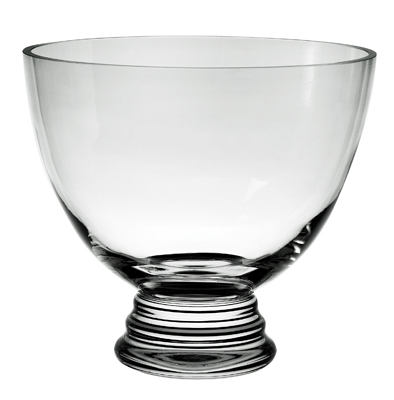 Clear Footed Bowl - 3 Sizes