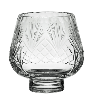 Crystal Rose Bowl - 3 Sizes