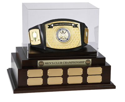 Small Perpetual Base WITH Championship Belt