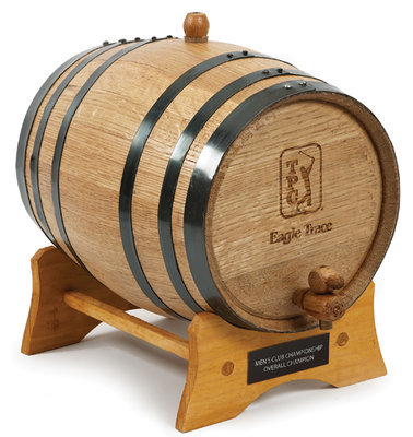 American White Oak Barrel - 4 Sizes