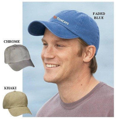 Port Authority Men's Garment Dyed Cap
