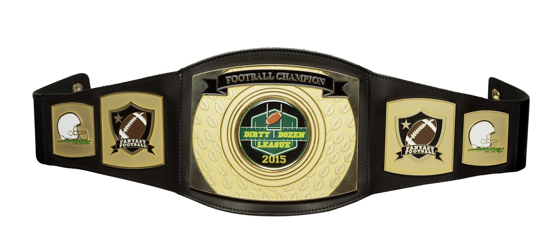 Fantasy Football Championship Belt