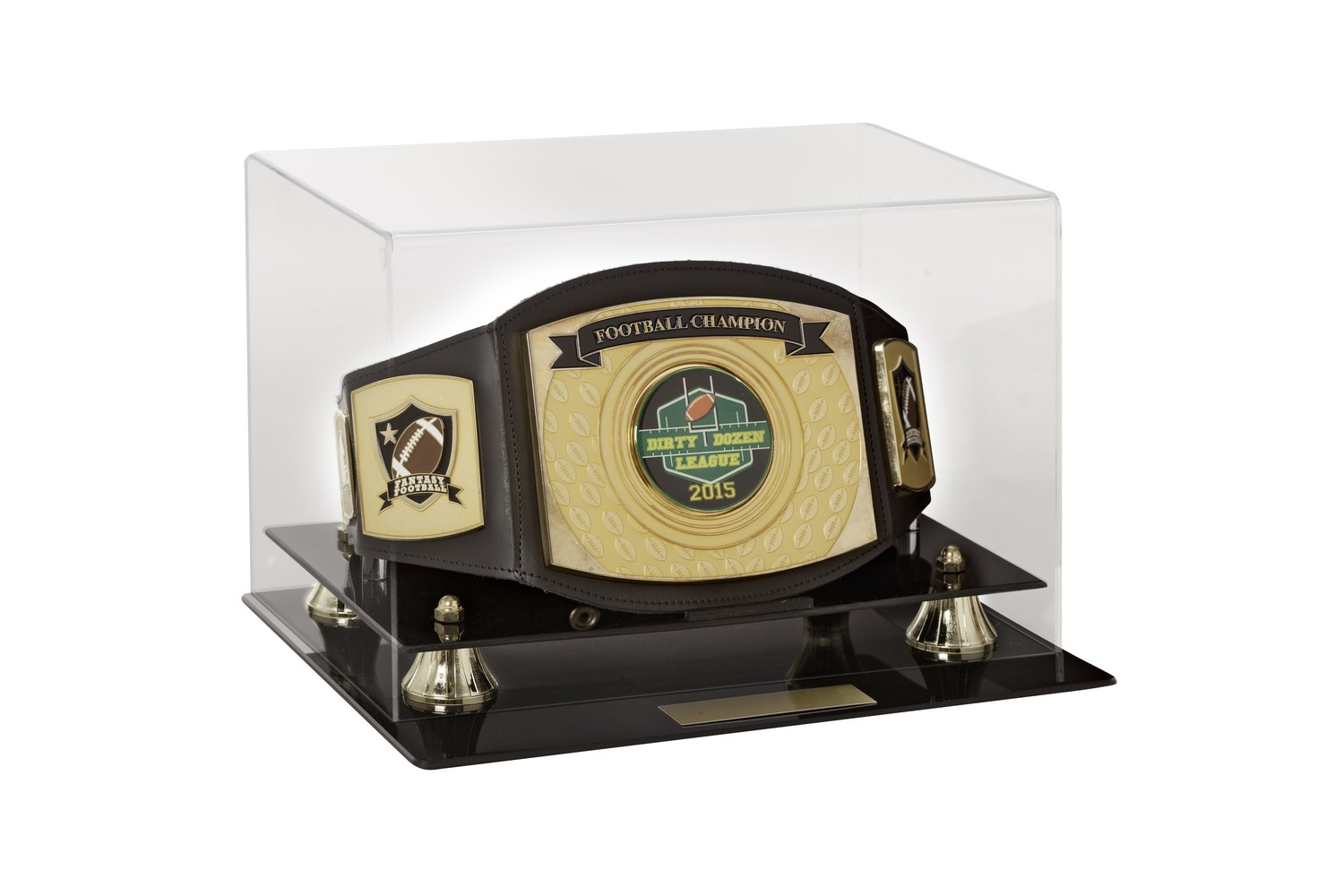 Fantasy Football Belt with case