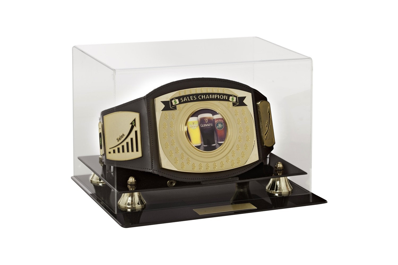 Sales Championship Belt with case