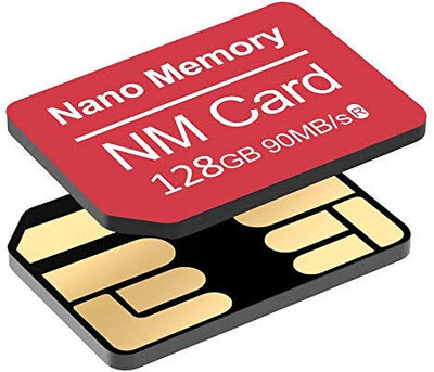 NM CARD 128GB 90MB/S NANOMEMORY CARD MICRO SD CARD