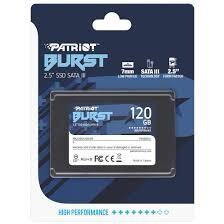 UNIDAD SSD PATRIOT 120GB BURST