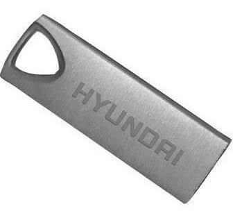 USB 16GB  METAL GRIS OXFORD