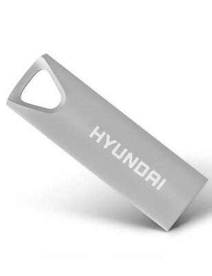 USB 16GB METAL PLATA
