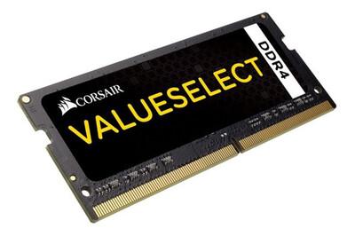 MEMORIA RAM CORSAIR SODIMM DDR4 2133MHZ 8GB 1X260 CMSO8GX4M1A2133C15