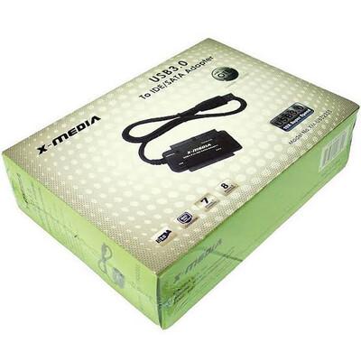ADAPTADOR COMBO CABLE IDE/SATA USB 3.0 XM-UB3235S